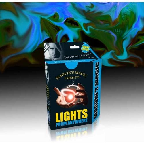 Marvins Magic Lights From Anywhere Junior Edition