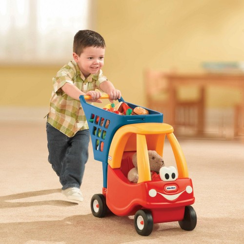 Cozy Coupe shopping cart trolley