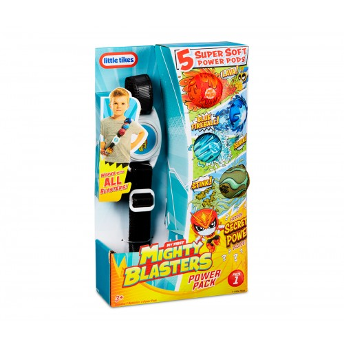My First Mighty Blasters Power Pack Asst