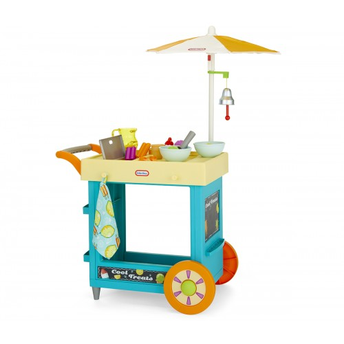 2-in-1 Lemonade & Ice Cream Stand LITTLE TIKES