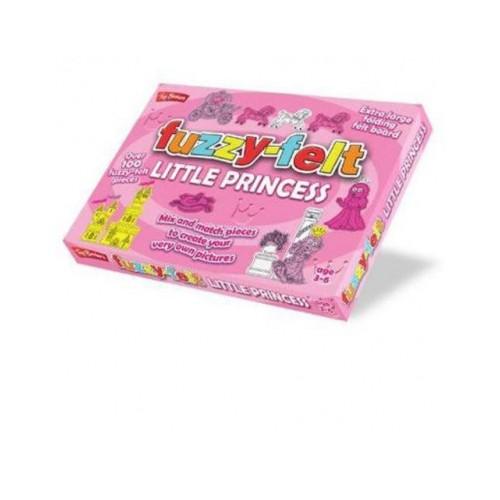 Fuzzy-Felt Series 1 Little Princess
