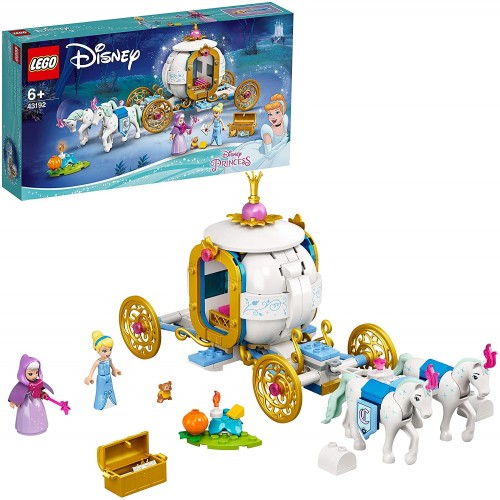 LEGO Disney Princess Cinderella's Royal Carriage