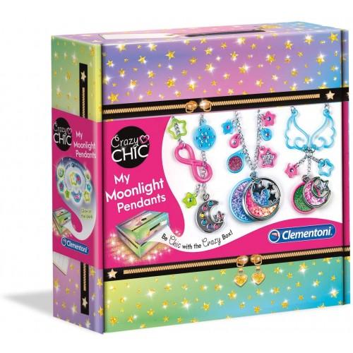 Crazy Chic My Moonlight Pendants Jewellery Kit