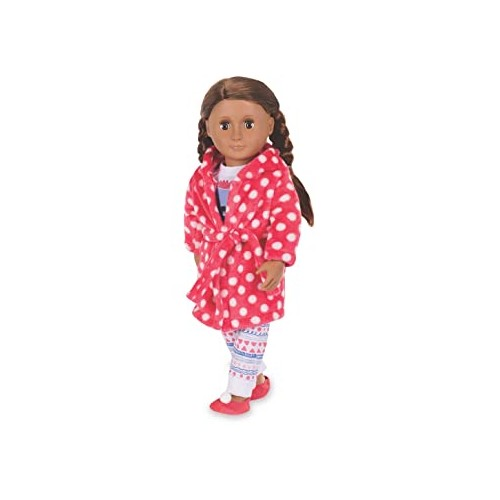 Our Generation Snuggle Up! Pyjama Outfit Deluxe Fashion Doll