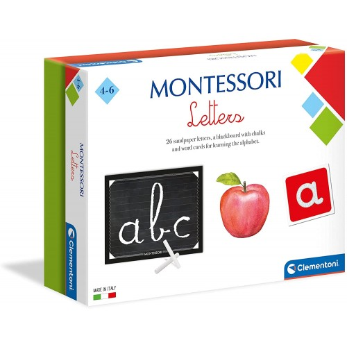 Montessori Letters Learning Toy