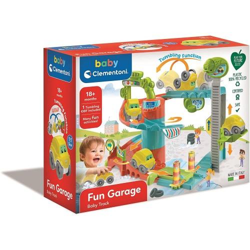 Fun Garage Baby Track