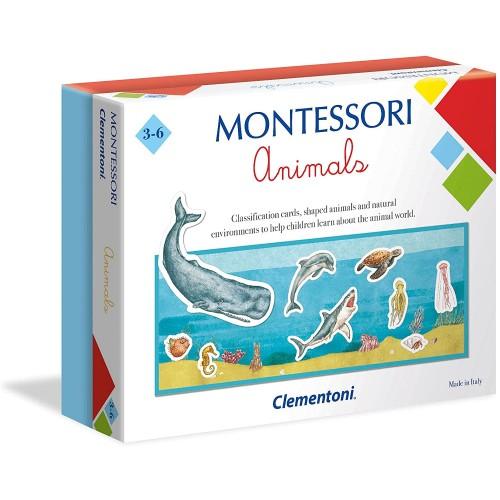 Montessori Animals Learning Toy