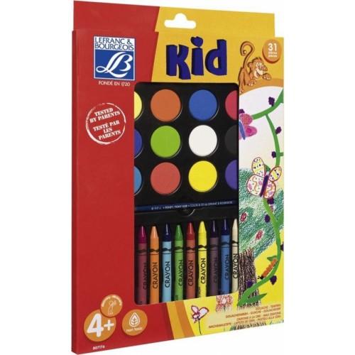 Color & Co- 31 Piece Kids Activity Set