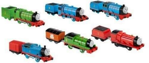 Thomas Motorised - Big Friends Core 8 (Assorted, Styles Vary)
