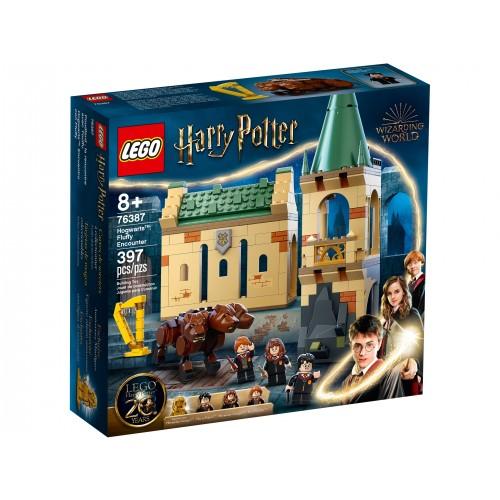 LEGO HARRY POTTER FLUFFY ENCOUNTER