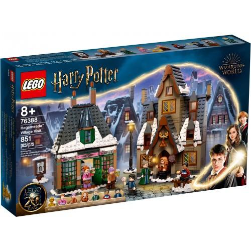 LEGO HARRY POTTER VILLAGE VISIT