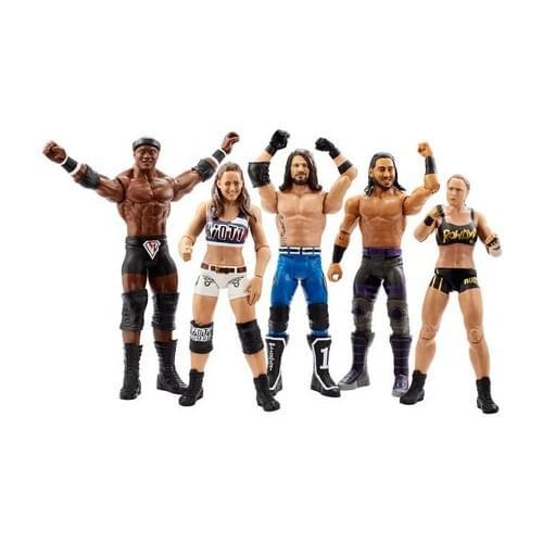 WWE BASIC FIGURES ASST - WHATEVER ORDER