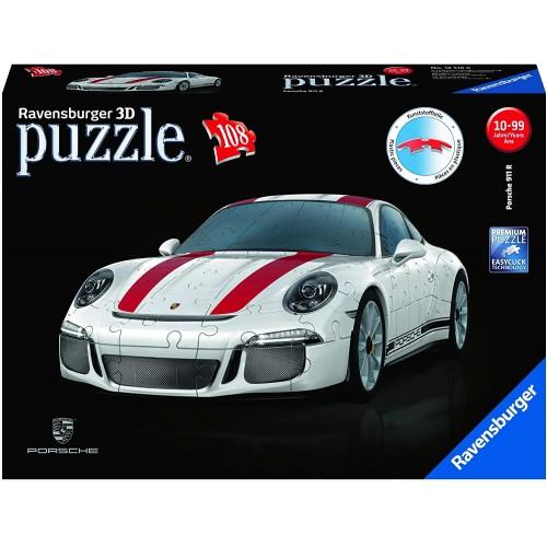 Ravensburger 911 - 108 Piece 3D Jigsaw Puzzle