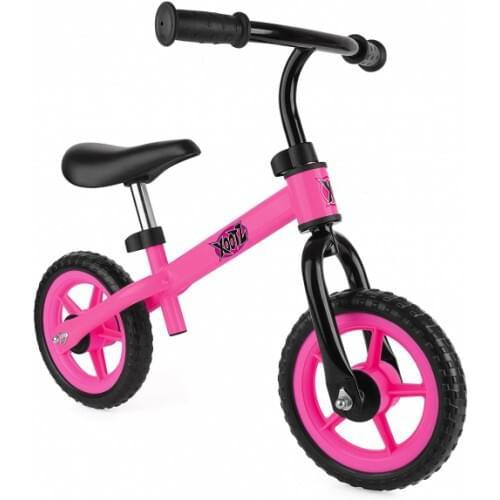 Xootz TY5876 Balance Bike for Boys and Girls, Pink