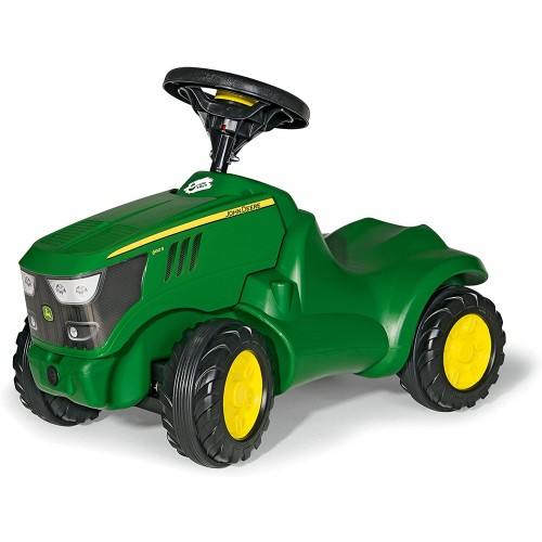 ROLLY TOYS John Deere Minitrac Foot to Floor