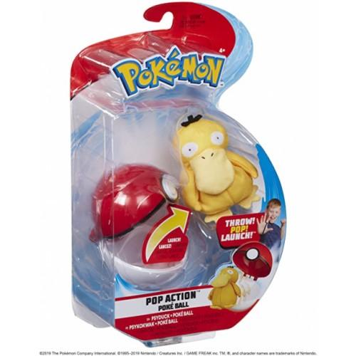 Pokmon PopAction Poke ball Assorted