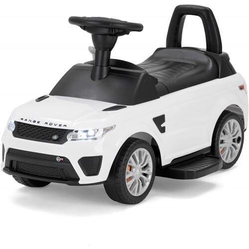 2 days ago Amazon UK Range Rover Officially Licensed Sport SVR Kids Electric Ride On Car, Sit and Go 2-in-1 Toy