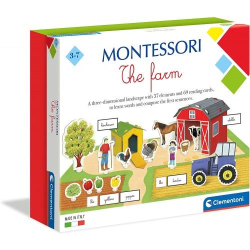 Montessori-in The Farm Educational Toy