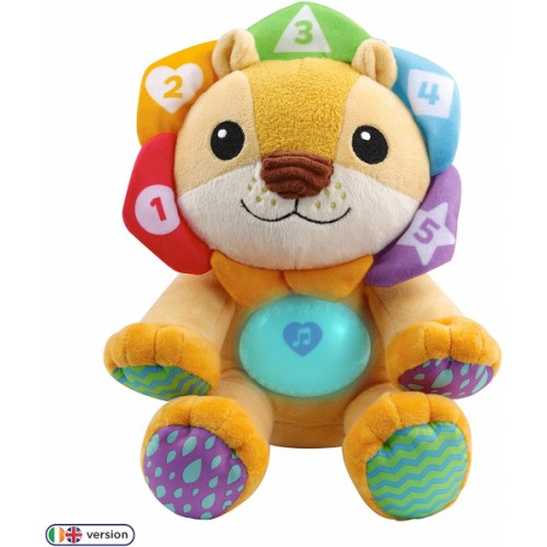 Lullaby Lights Lion - Soothing Baby Musical Toy
