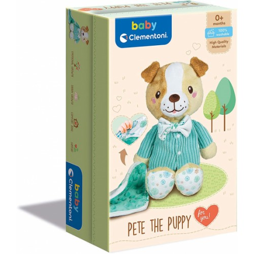Pete The Puppy Plush Toy
