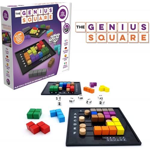 The Genius Square - STEM puzzle game