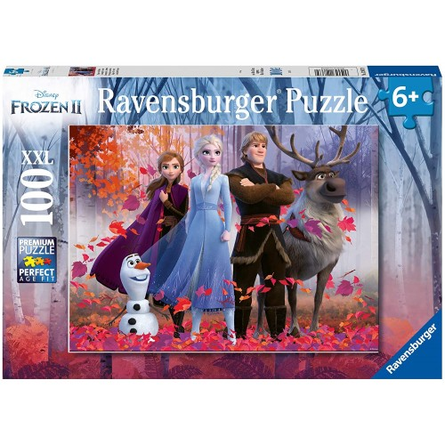 Ravensburger Disney Frozen 2, 100 Jigsaw Puzzle with Extra Large Pieces