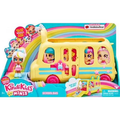 Kindi Kids Minis School Bus