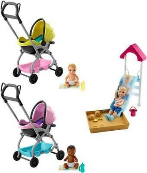 Barbie Babysitter Storytelling Packs Asst