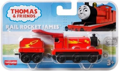 Thomas Large Push Along - Super Hero James