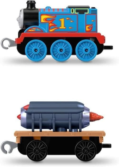 Thomas Large Push Along - Thomas with Rocket (Assorted, Styles Vary)