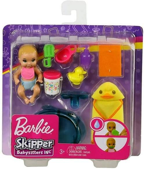 Barbie Skipper Feature Babies Asst