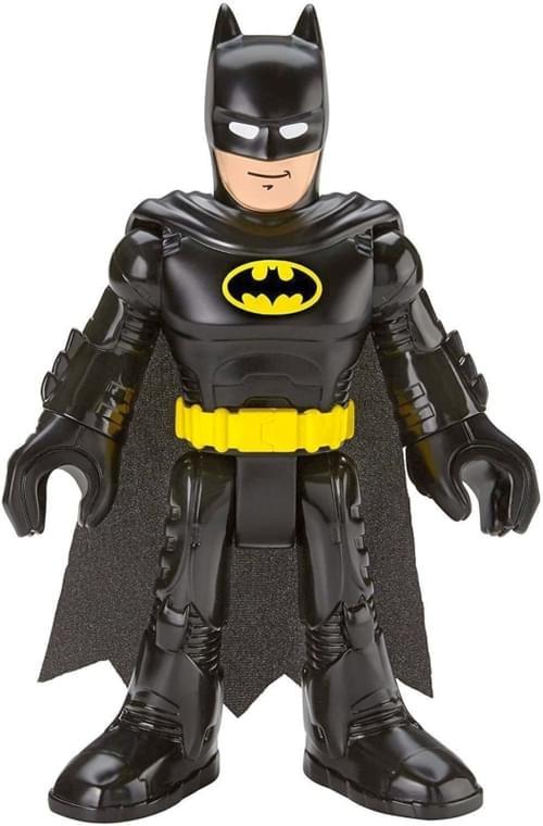 Fisher-Price Imx DCSF Large Scale Batman XL Black suit