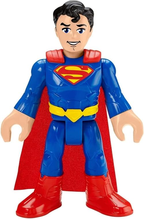 Fisher-Price Imx DCSF Large Scale Superman XL