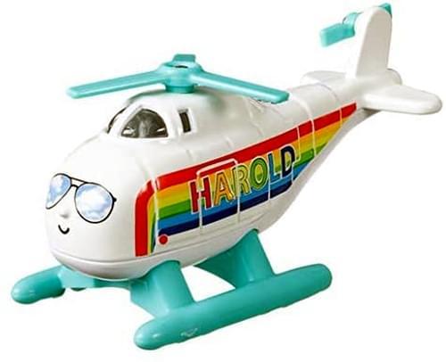 Thomas Small Push Along - Rainbow Harold
