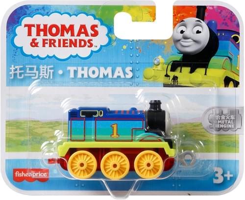 Thomas Small Push Along - Rainbow Thomas