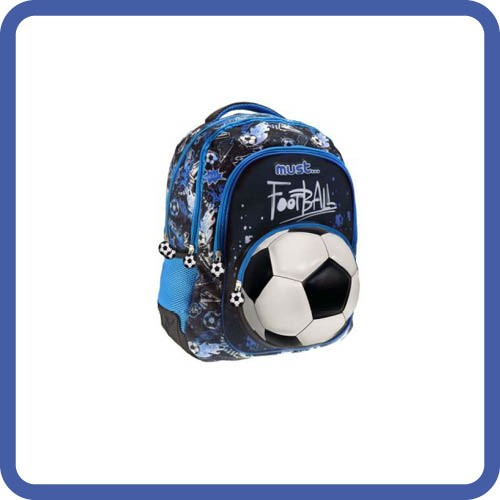 Must Backpack – Football