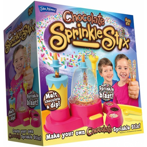 Chocolate Sprinkle Stix