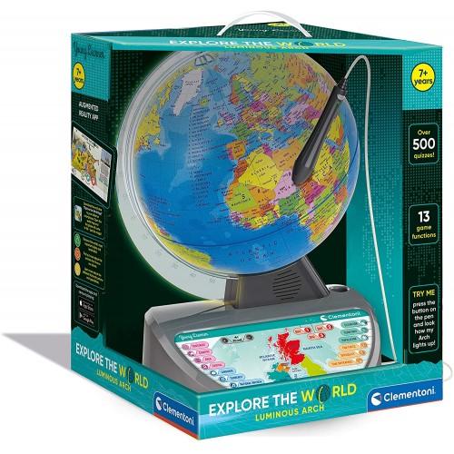 Educational Talking Globe