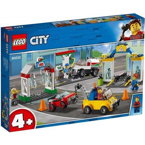 LEGO 60232 City Town Garage Center Cars Set