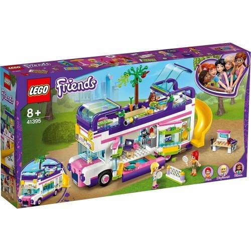 LEGO 41395 Friends Friendship Bus