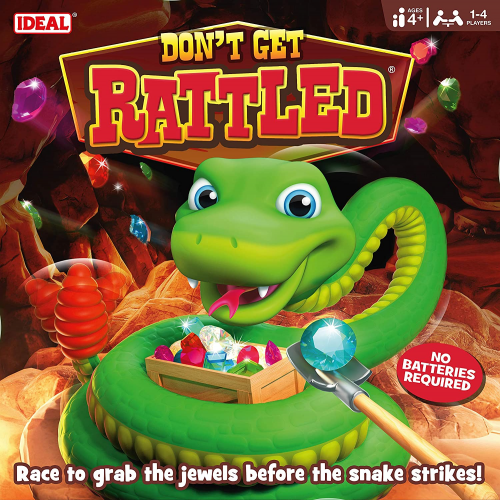 Ideal Don't Get Rattled Action Game