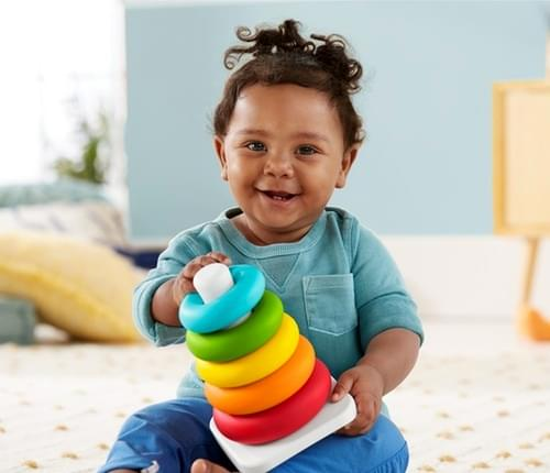 Fisher-Price Eco Rock-a-stack
