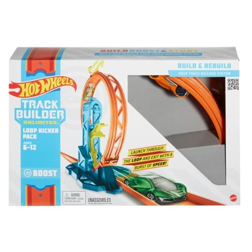 Hot Wheels TB Loop Kicker Pack
