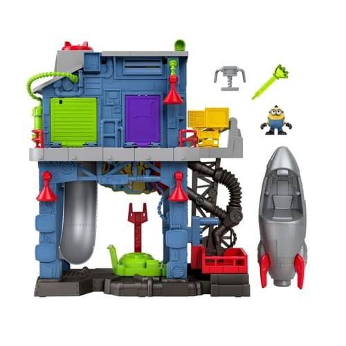 Imaginext Minions Lab Playset