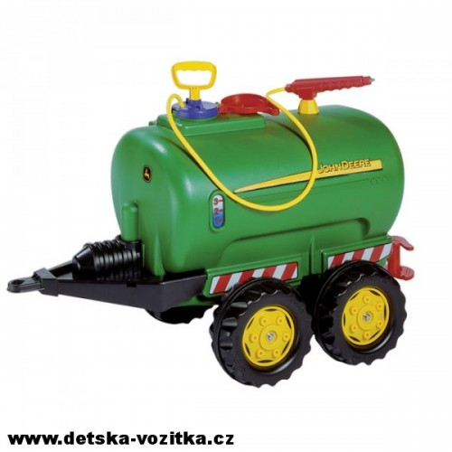 ROLLY TANKER JOHN DEERE WITH PUMP - WATER TANKER