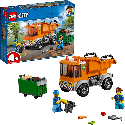 LEGO City Great Vehicles Garbage Truck 60220 Building Kit