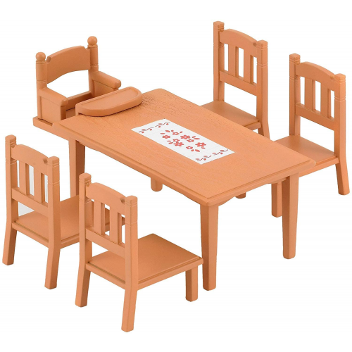 Sylvanian Families - Family Table and Chairs