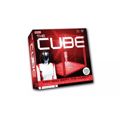 Ideal The Cube Game