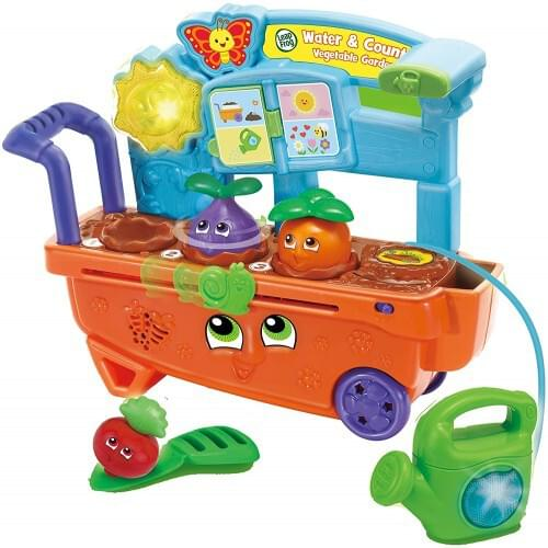 LeapFrog  Water & Grow Interactive and Educational Toy Water and Grow Garden Learning