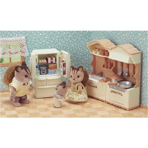 Sylvanian Families Mini Universal Kitchen Furniture